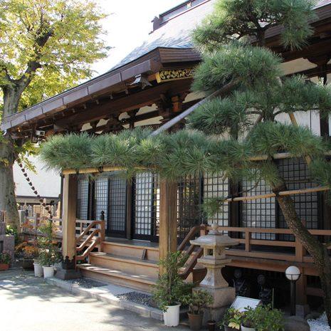 東京都新宿区本性寺