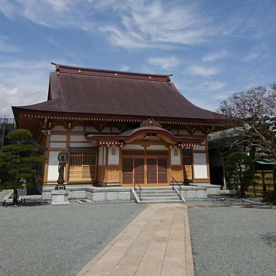 神奈川県大磯妙昌寺