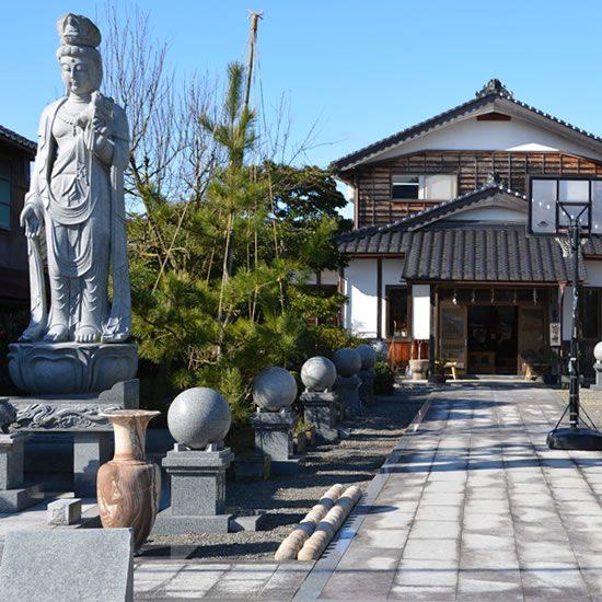 京都府与謝郡与謝野町一心寺