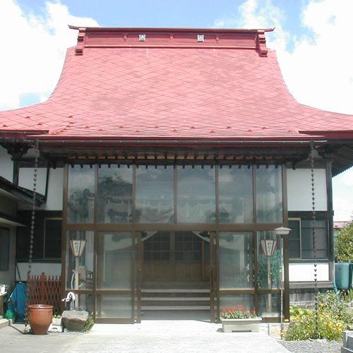 青森県三戸郡五戸町妙信寺