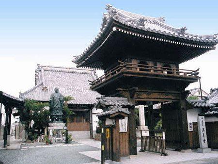 愛媛県松山市法善寺